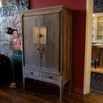 Oak Wedding Cabinet