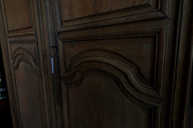 Antieke Eikenkast