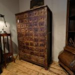 Chinese Herbal Medicine Cabinet