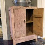 Small Pink Vintage Cabinet