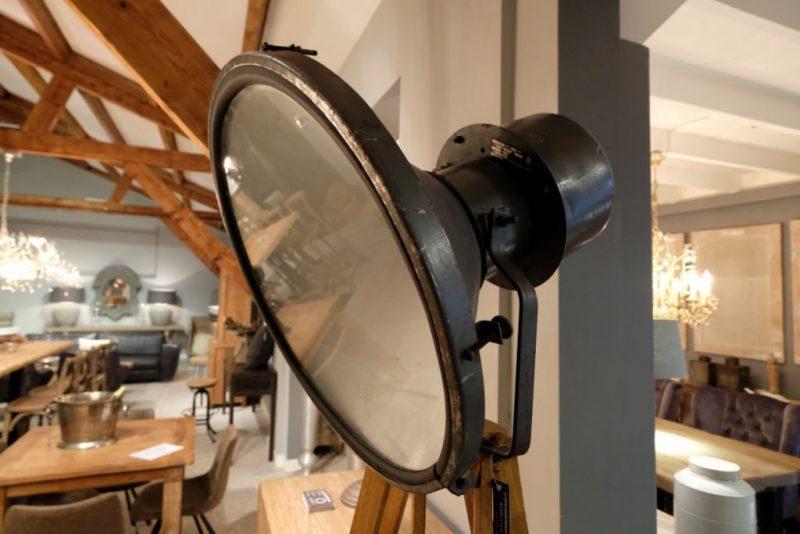 Staande Industriële Lamp