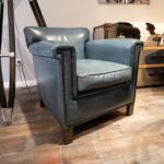 Fauteuil 'Turquoise'