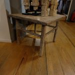 Elmwood Side Table