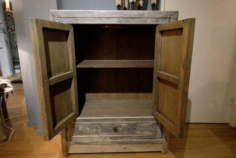 Old Pine Sideboard