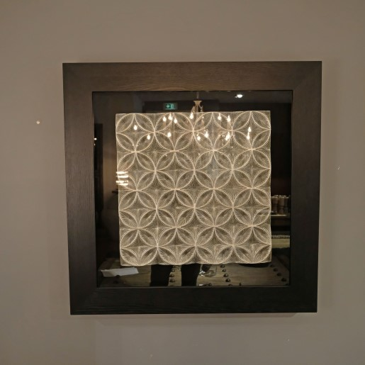Aluminium Wanddecoratie