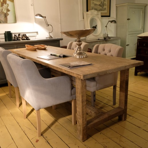Dining Room Table Old Pine