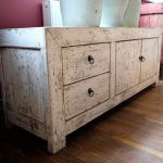 Vintage Look Sideboard