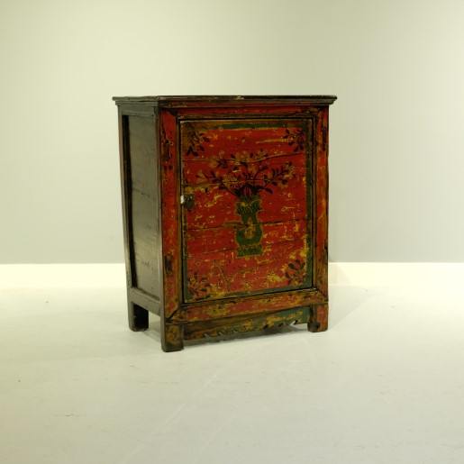 Small Lacquered Cupboard