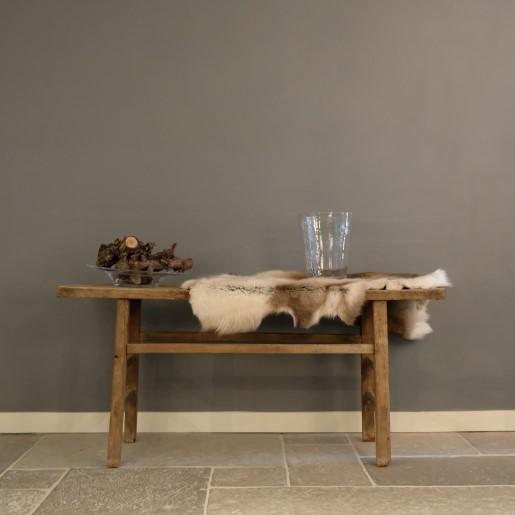 Elmwood Wall Table