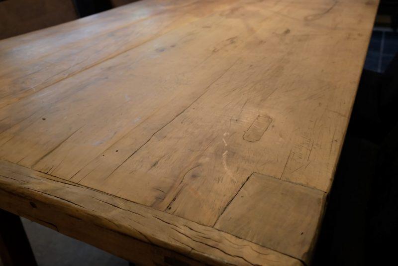 Old Pine Eetkamertafel