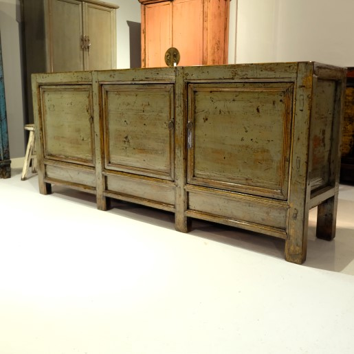 Green Lacquered Dresser