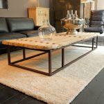 Coffee Table Chinese Door