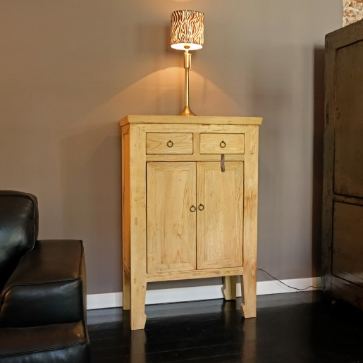 Small Elmwood Cupboard