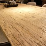 Old Pine Dining Room Table