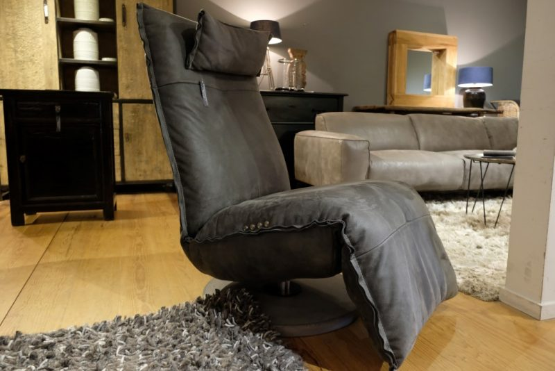 Fauteuil 'Tom'