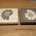 Onderzetters Graniet