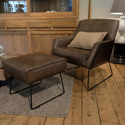 Fauteuil Roos