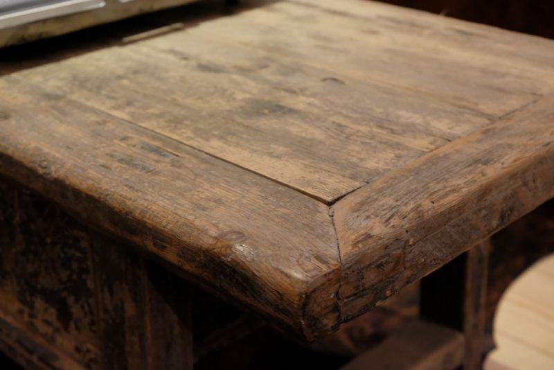 Old Pine Salontafel