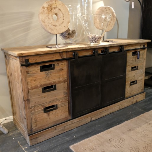 Old Pine Tv-Dressoir