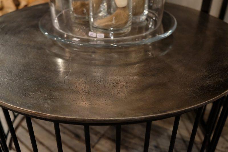 Metalen Salontafel